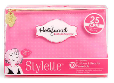 Hollywood Fashion Secrets Stylette - Fashion and Beauty Essentials Kit, Pink