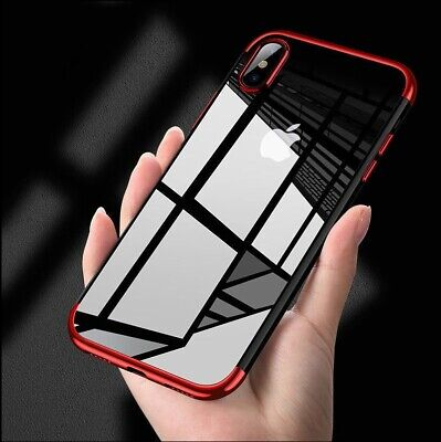 Case + Curb Glass Foil 9H Protective Case Slim Cover TPU Phone Case Pouch