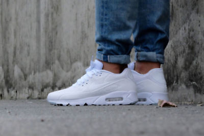 Details about NIKE AIR MAX 90 ULTRA MOIRE (819477 005) Mens Sz 10 Platinum