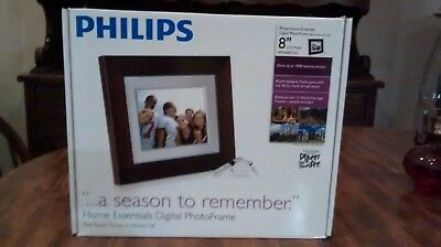 Philips Home Essentials Digital Photo Frame 7 Inch 2500 Picclick
