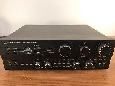 Philips High Fidelity Labs 5721 Pre-Amp