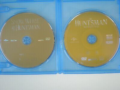 Snow White & The Huntsman│Blu-Ray/DVD│No Digital Copy│No Slipcover│Like New