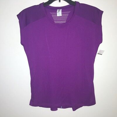 81403429363a NEW Womens C9 By Champion Sleeveless Workout Athletic Top in Purple S Small
