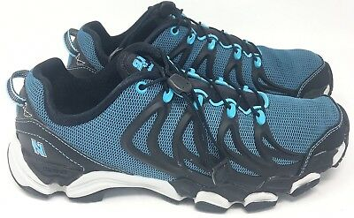 9e66c758bb27 New Balance 921 Hydro Hesion Blue Black Running Water Shoes Sneakers Sz 8 M