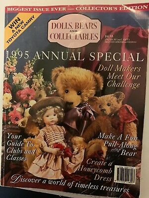 Dolls, Bears And Collectables: 1995 Annual Special Vol 1 No 4