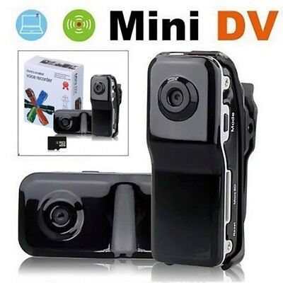 SECRET MD80 Mini DV DVR Video Camcorder Recorder Spy- Sports Bike Portable Cam