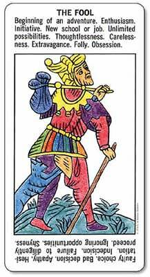 Starter Tarot Deck, Easy-to-Use, Perfect for Beginners, New, Ships FREE