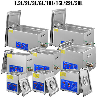 Multipurpose Ultrasonic Cleaner Ultra Sonic Digital Personal Use Hot Wholesale