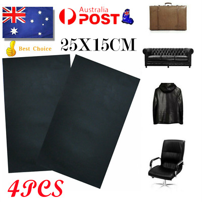 2pcs Leather Repair Kit Patch Car Seat Upholstery Filler Couch Sofa Furniture AU