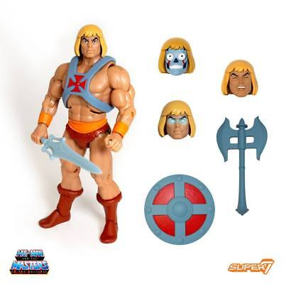 PREORDER Masters of the Universe Classics Action Figure Ultimates He-Man