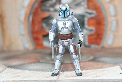 Jango Fett Star Wars Saga Legends 2013