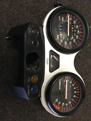 Yamaha TZR125 Clocks Speedo Rev Counter Tachometer Speedometer