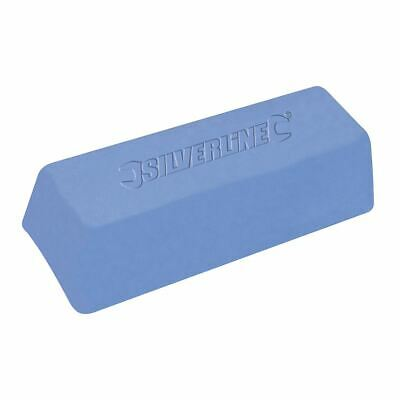 Silverline 107879 Fine Blue Polishing Compound 500g
