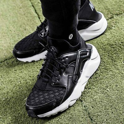 the best attitude 23614 c11c9 NIKE AIR HUARACHE RUN ULTRA sneaker chaussures hommes sport noir 875841-008