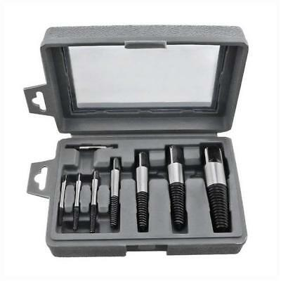 NEW 8 piece Easy Out Screw Extractor Set,Damaged Screw Broken Bolt Water Pipe