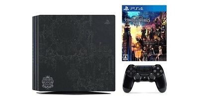 Sony PlayStation 4 PS4 Pro KINGDOM HEARTS III 3 LIMITED EDITION CUHJ-10025 JAPAN