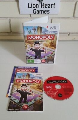 MONOPOLY: NINTENDO Wii (BRAND NEW CONDITION)