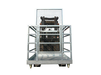 Forklift Safety Working / Man Cage Platform WB1010A