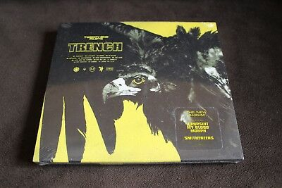 Twenty One Pilots - Trench CD Album - Brand New Shrink Wrapped