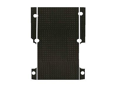 Tailored Heavy Duty 3mm Rubber Rear Load Liner Boot Mat for Ford Transit (00-06)
