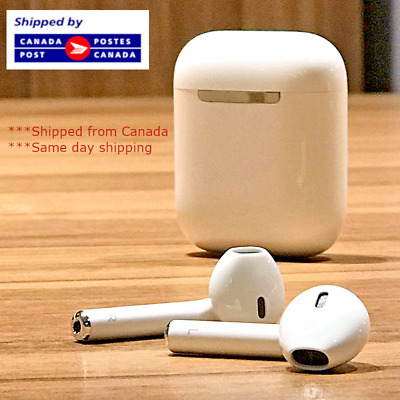 Wireless Bluetooth Headset Headphones in-Ear Earbuds for iphone 7/8/X Android