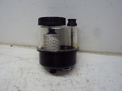 International 3526997C91 Power Steering Pump Reservoir Genuine International