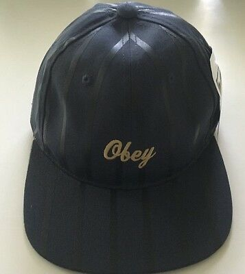 155b315a6ef New Obey Men s Authentic Worldwide Designer Street Style Skater Surfer Hat  Cap