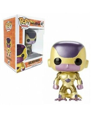Funko Pop Dragon Ball Z Golden Frieza