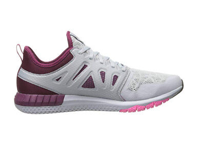b07ae76918bb REEBOK ZPRINT 3D Women s Running Shoes Gym Fitness Trainers Coral ...