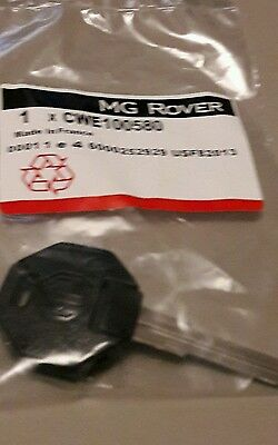 New Genuine MG Rover MGF/TF Key Blank CWE100580