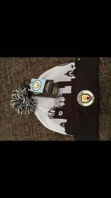 manchester city Hat BNWT