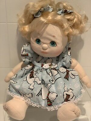 Taiwan, My Child Doll, Curly Pigtails, Dressed, A1 Condition