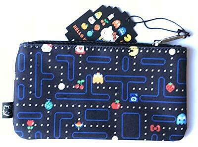Pencil Case - Hello Kitty - Pac Man Maze New sancb0678