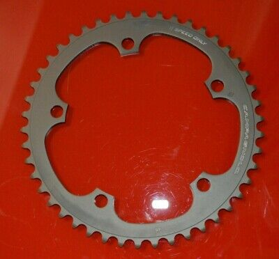 5 hole Campagnolo Super Record 46T Chainring 11speed for 53//54//55//56 Inner