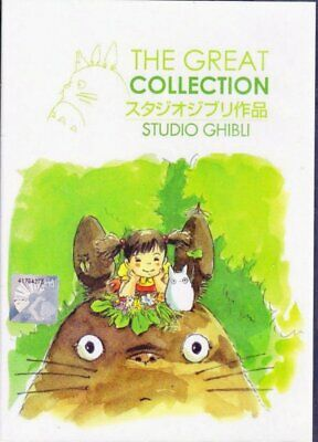 DVD Anime The Great 21 Collection Studio Ghibli + Bonus Concert English Dubbed