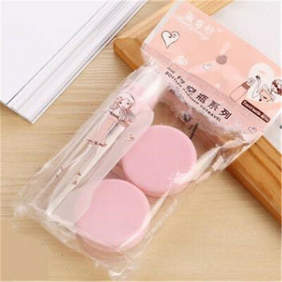 Portable Travel Make Up Cosmetic Wash Bag Lotion Bottle Case Container MA