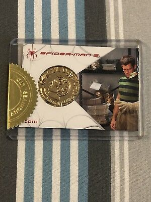 Spider-Man 3 Exspansion set COIN Prob card 167/600