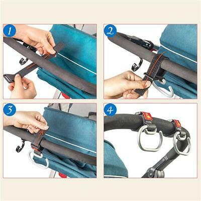 1 Pcs Baby Stroller Hook Pram Hooks Accessories for Baby Car Carriage MA