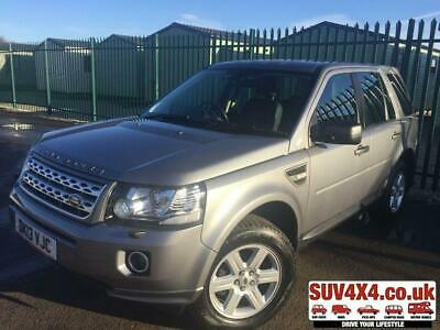 2013 13 Land Rover Freelander 2 2.2 Sd4 Gs 5D Auto 190 Bhp Facelift Leather Pdc