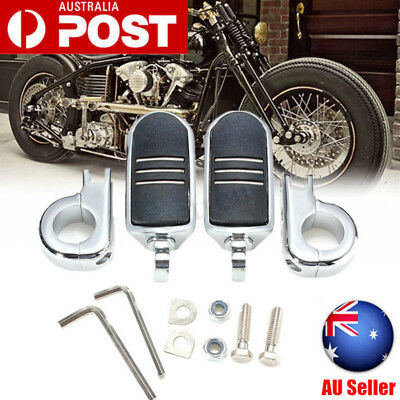 1.25'' 32mm Motorcycle Rear Foot Pegs For