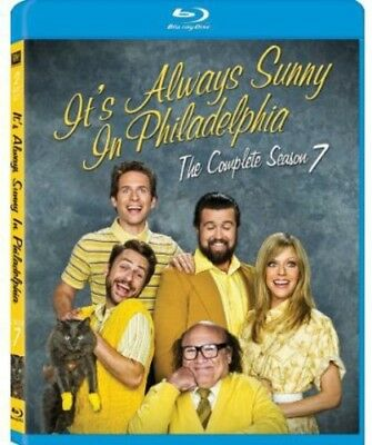 It's Always Sunny in Philadelphia: The Compl (Blu-ray Used Very Good) BLU-RAY/WS