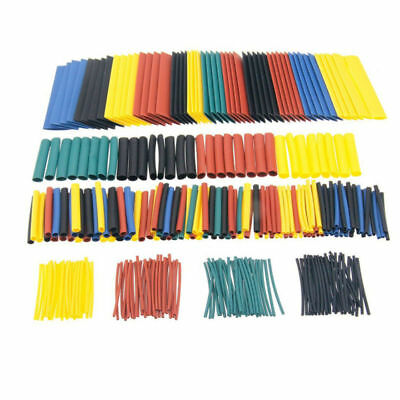 328pcs/set Heat Shrink Tubing Tube Sleeving Wrap for Cables Wires Supplies