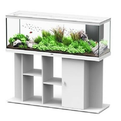 Aquarium and Stand Sets Freshwater White Energy Efficient 365L LED Lighting