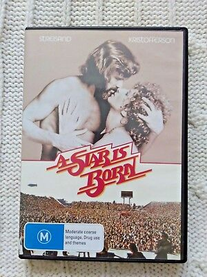 A Star Is Born (DVD, 2008) REGION-4-LIKE NEW-FREE POST IN AUSTRALIA