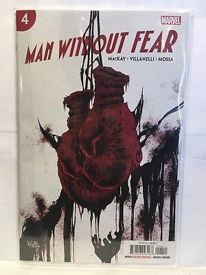 Man Without Fear (2019) #4 NM- 1st Print Marvel Comics