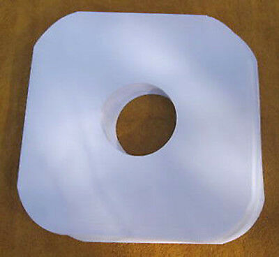 "100 Sleeves / inner Protectors for Vinyl Record 12"" LP Album - Heavy Duty Paper"