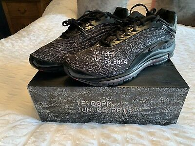 NEW NIKE AIR Max Deluxe x Skepta SK Air Black UK 8.5