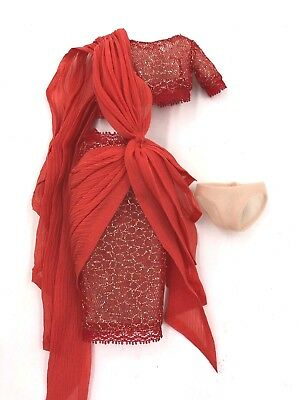 Fashion Royalty Tatyana Goddess FR2 Outfit Dress Sacred Lotus Integrity Doll