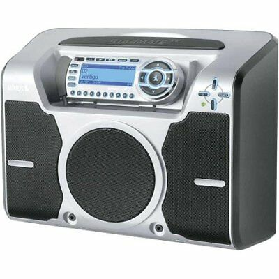 New Sirius STB2 Boombox for Starmate Replay (receiver not included) ST-B2 Opened