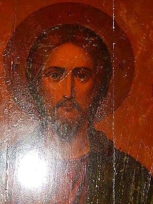 RUSSIAN ORTHODOX ICON LATE 19th CENTURY OR EARLY 20TH CENTURY